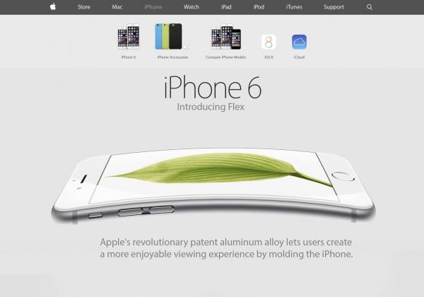 Apple Iphone 6 Advertising Fail