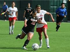 Skyline College women's soccer oct.7, 2014.