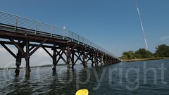 High Island Bridge, Long Island Sound, Bronx, New York City