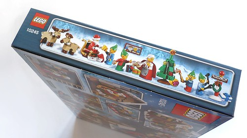 LEGO 10245 Santa's Workshop box04