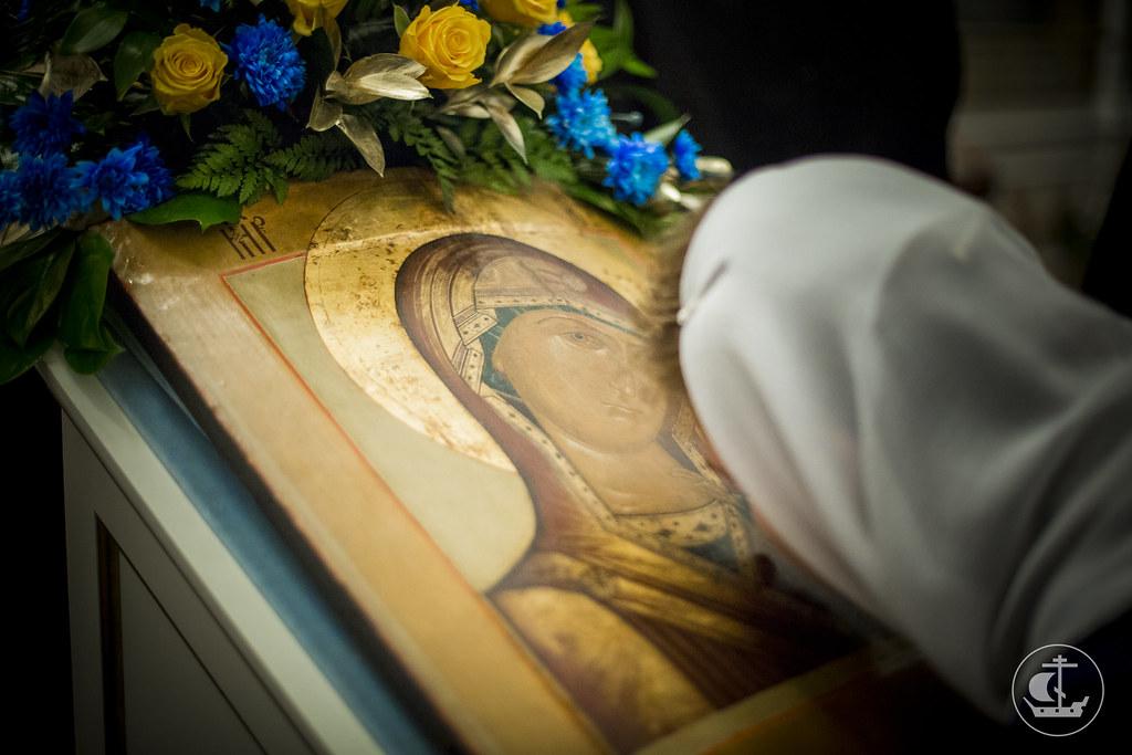 3 ноября 2014, Всенощное бдение накануне дня Празднования в честь Казанской иконы Божией Матери / 3 November 2014, Vigil on the eve of the day of Celebration in honor of the Our Lady of Kazan