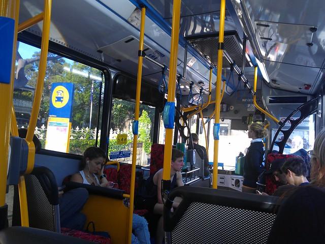 sydney bus 144 - photo#5