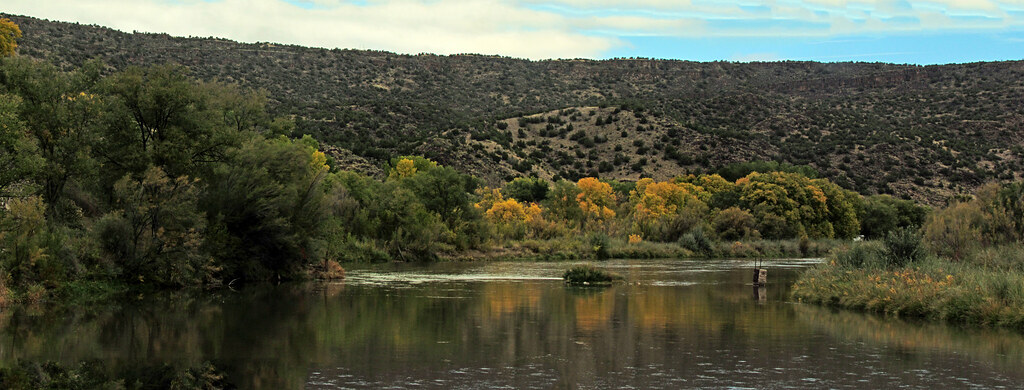 Elevation of carson nm usa maplogs for Rio vista fishing spots