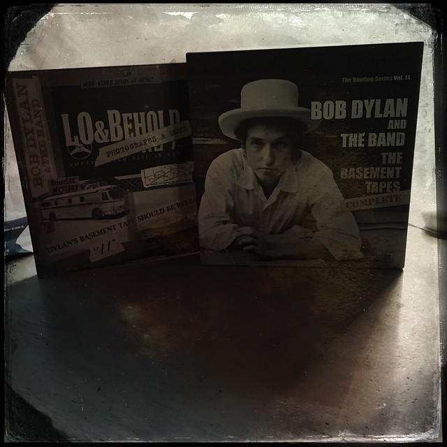 bob dylan and the band the basement tapes complete