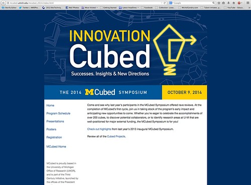 MCubed Symposium