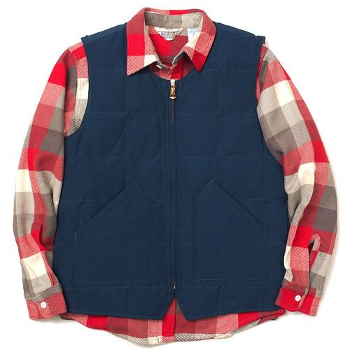 Five Brother / Down Vest