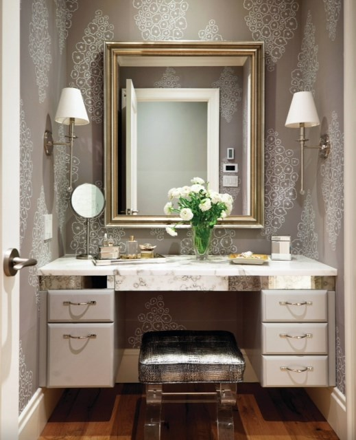 The Glam Factor | Decorating | #LivingAfterMidnite