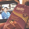 Tonight, after a strong depression day including dropping half of dinner on the floor…I need some Milka and How I Met Your Mother while snuggling with Ryan.  #himym #chocolate #tomorrowisanotherday