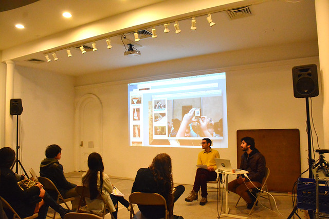 RU TALK: Curatorial practice as lemniscate, by Harutyun Alpetyan