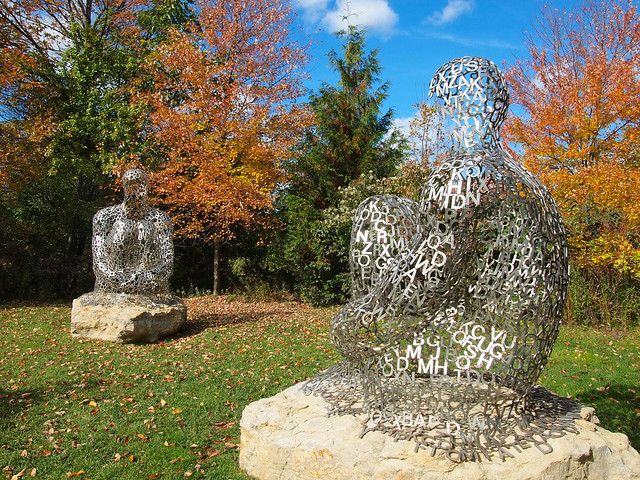Frederik Meijer Gardens & Sculpture Park in Grand Rapids