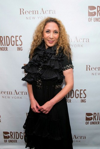 Building Bridges Award honoring Reem Acra (33)