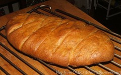 Caramelized Onion Bread (BBB)