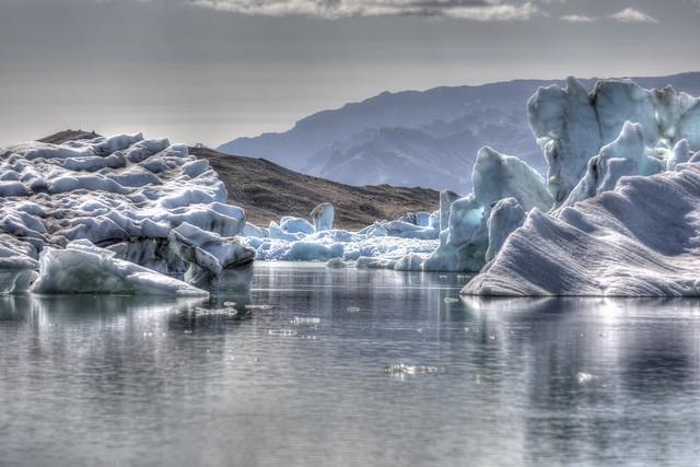 E.K.111 - Ice Lagoon, Iceland
