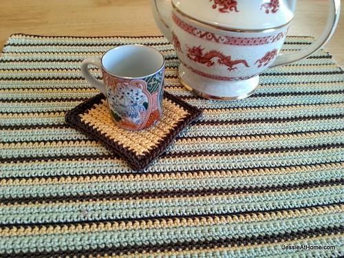 Free-Crochet-Pattern-Basic-Single-Crochet-Coaster
