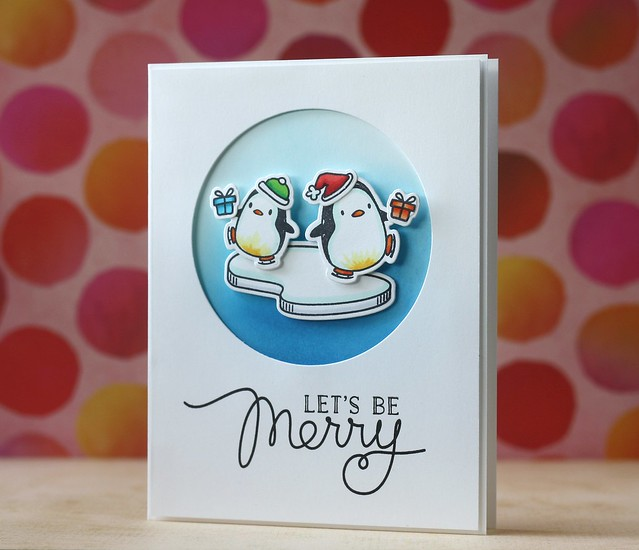 Mama Elephant~Jolly & Merry, Arctic Penguins