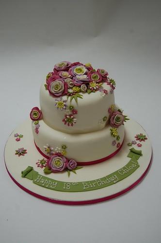 Beautiful Birthday Cakes » Girl's Cakes