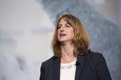 Alison Berbenwick Miller, JavaOne Community Keynote, JavaOne 2014 San Francisco
