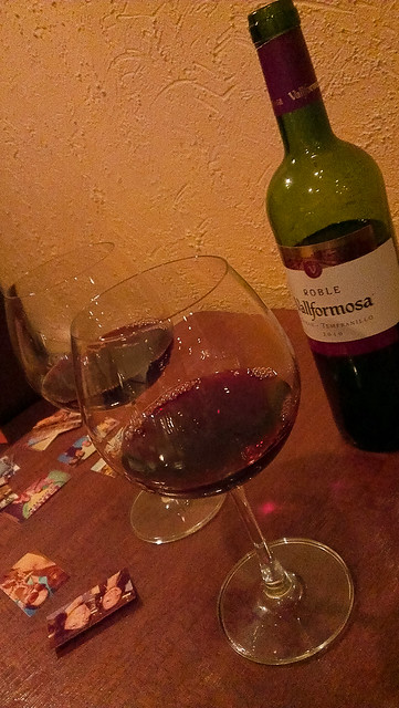 Wine at Barcino