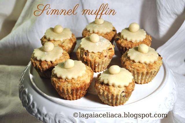 simnel muffin