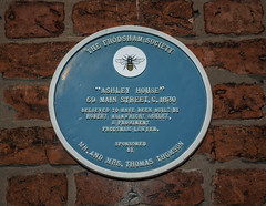 Photo of Blue plaque number 32903
