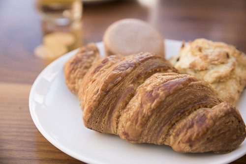 Croissant, Marla Bakery, San Francisco