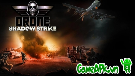 Drone : Shadow Strike v1.1.62 hack full tiền cho Android