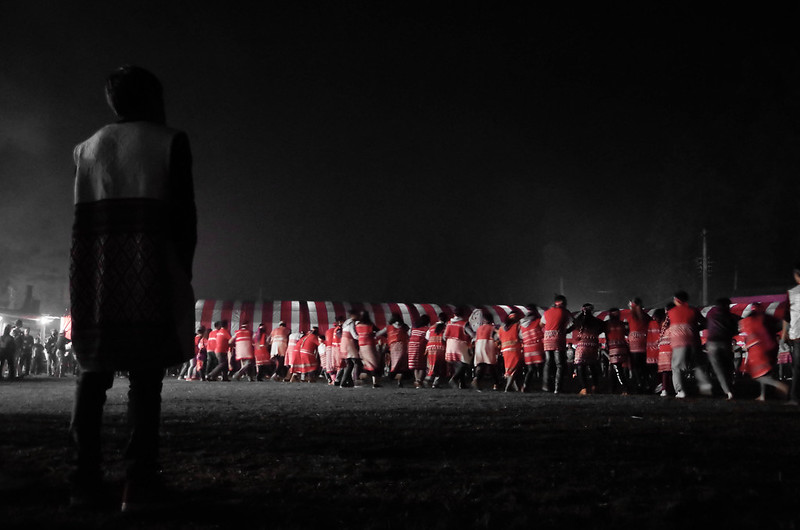 2014 11/7~10苗栗南庄向天湖矮靈祭