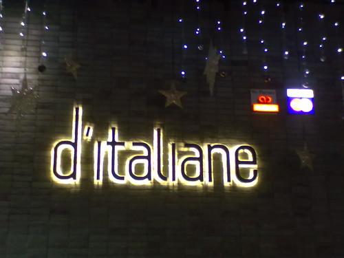 D'italiane 1