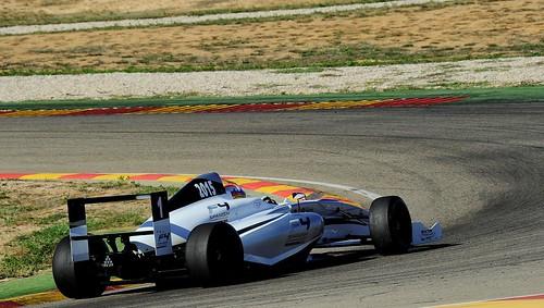 Fórmula 4 española 2015 Miguel Angel de Castro