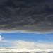 Montée au Pic du Han, Ariège, Pyrénées, France - Il est temps de rentrer ©StephanPeccini