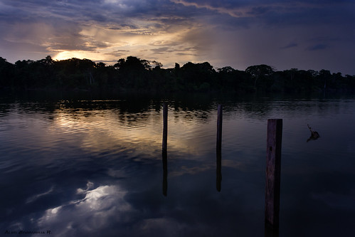 blue sunset sky sunlight lake reflection water clouds forest river landscape amazon rainforest ngc lakes bolivia skylights amazonia beni watermirror riberalta canon550d