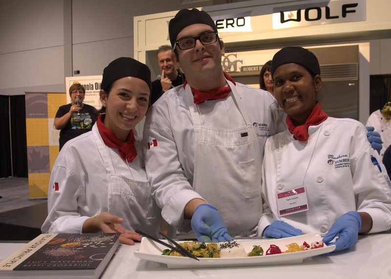 Humber College presenting Japanese Curry