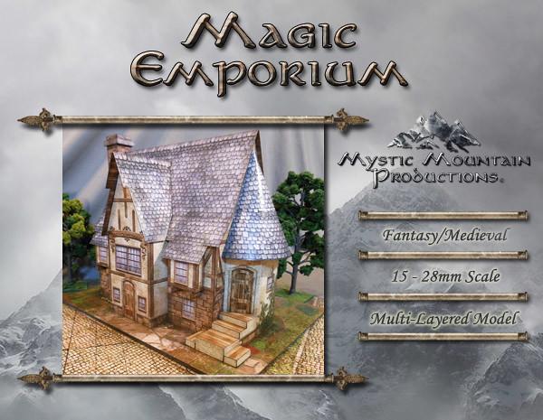 PD Magic Emporium