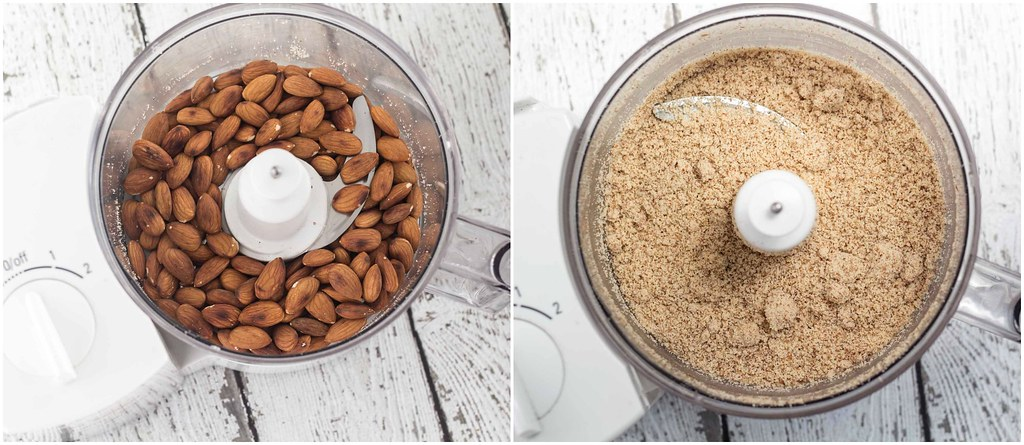 Recipe for Homemade Almond Butter