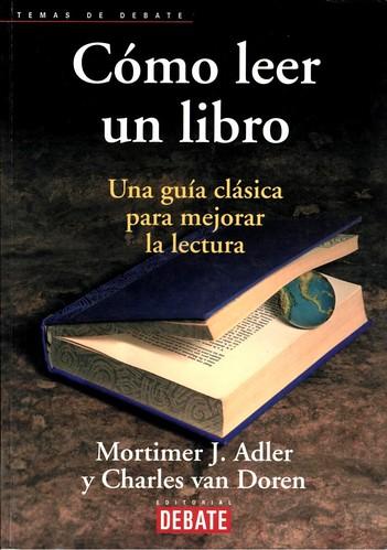 Cómo Leer un Libro - Mortimer Adler
