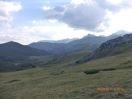 Entre Cantabria y Palencia