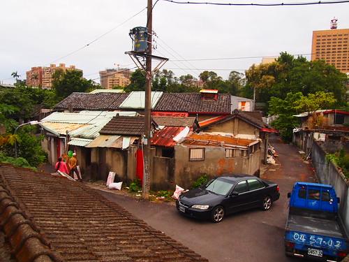 嘉禾新村的俯瞰圖