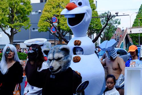 Kawasaki Halloween parade 2014 37