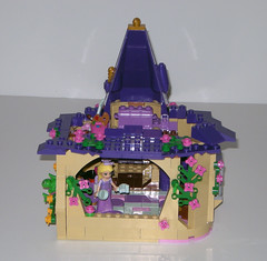 Tangled Tower Room