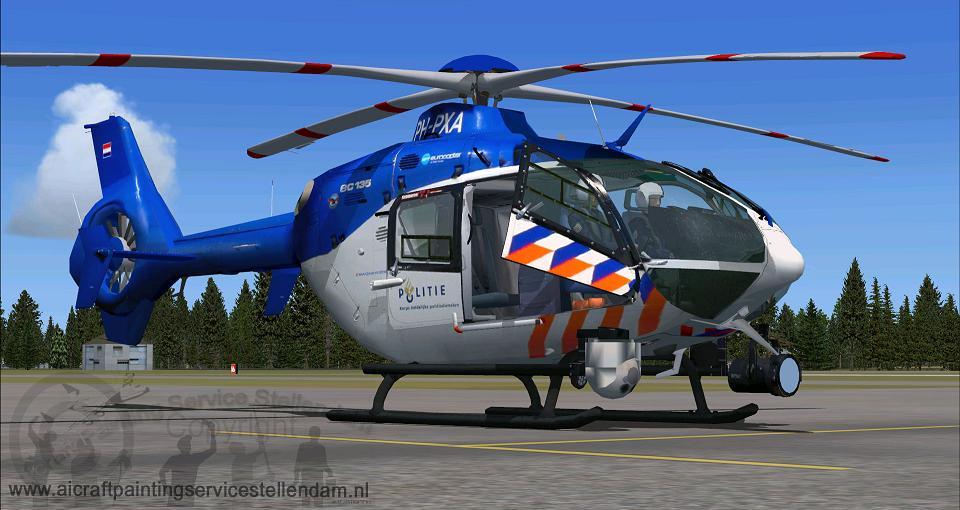H&SDesignEC-135Politie_PH-PXA_FSX
