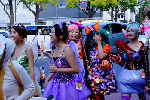 Kawasaki Halloween parade 2014 26