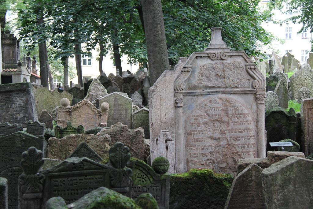 Jewish Cemetery, Prague