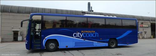 Plymouth Citybus 315 WA03MGE
