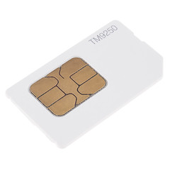 SIM Card - 6 Months (Unlimited Data)