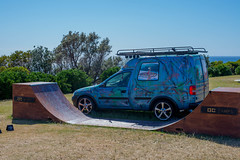 Van Off Ramp
