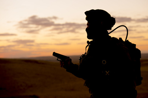 Counter Terrorism Exercise in Hebron