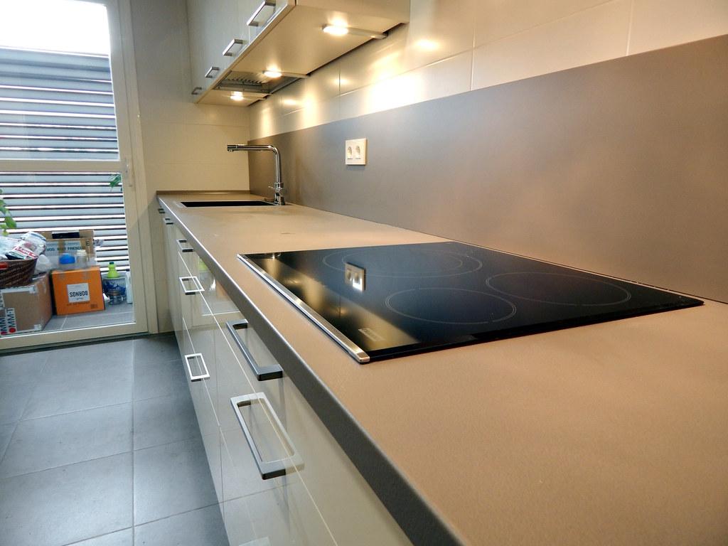Muebles de cocina magnolia alto brillo - cocinasalemanas.com