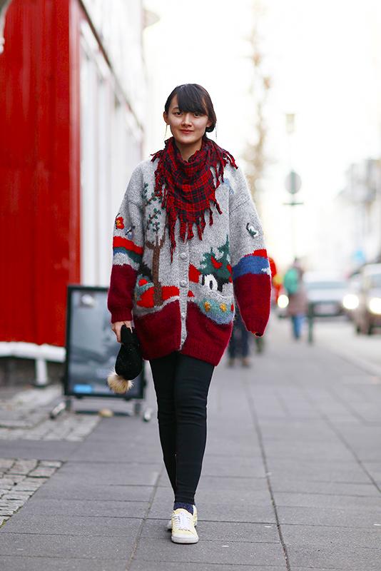 xingyuan iceland, Quick Shots, Reykjavik, street fashion, street style, women