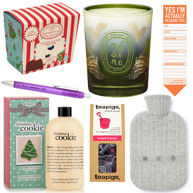 Total Bookworm Gift Guide 2014
