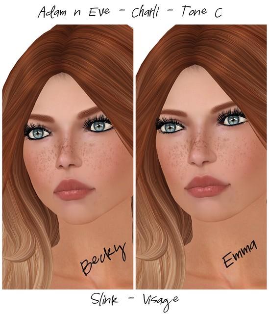 AE Charli Becky & Emma